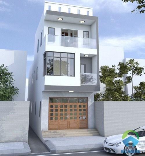 chi phí xây nhà 3 tầng 100 m2