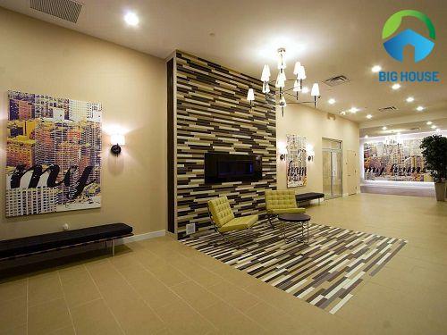 cách phối màu gạch lát nền và gạch dán tường