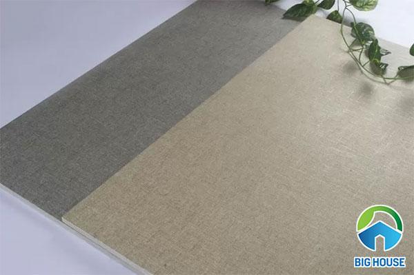 gạch lát nền chống trầy phủ men khô