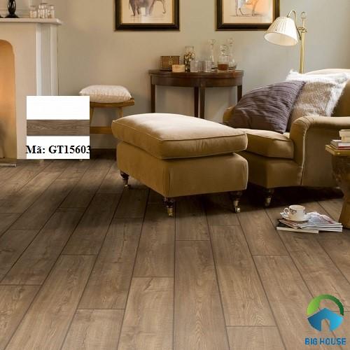 Mẫu gạch vân gỗ Viglacera 15x60 GT15603