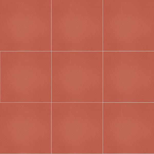 map gạch đỏ lát sân men matt chống trơn cực tốt