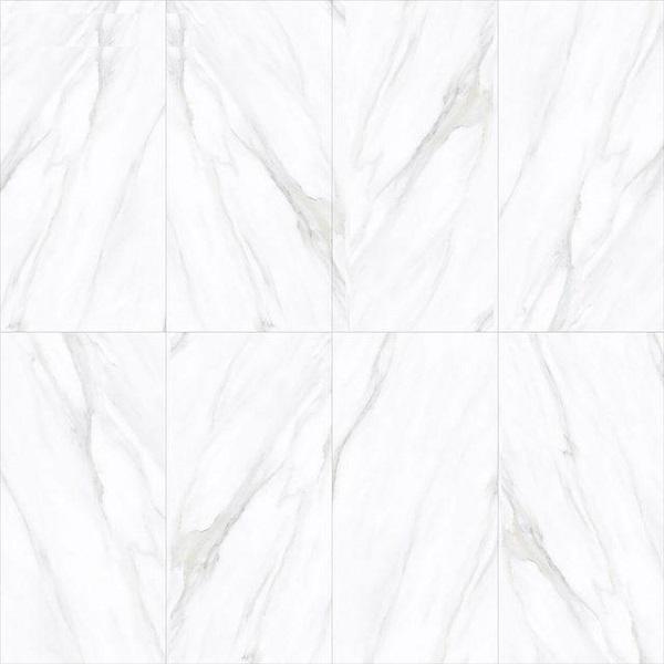 Map gạch lát sàn 60x120 giả đá marble trắng