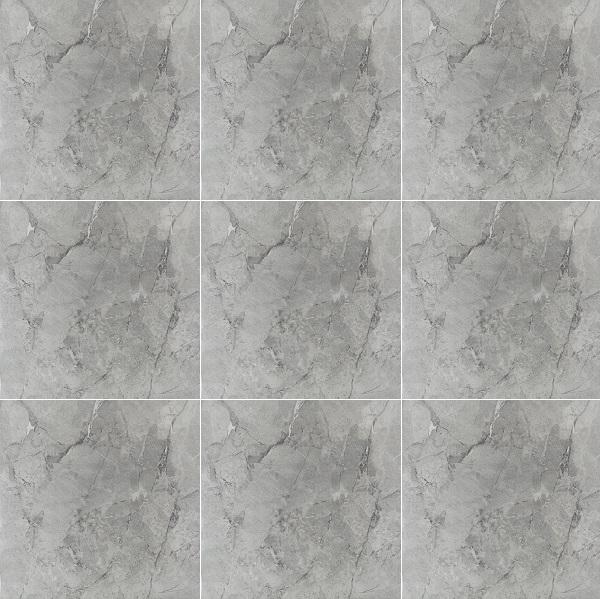 Map gạch granite bóng kính màu xám vân đá