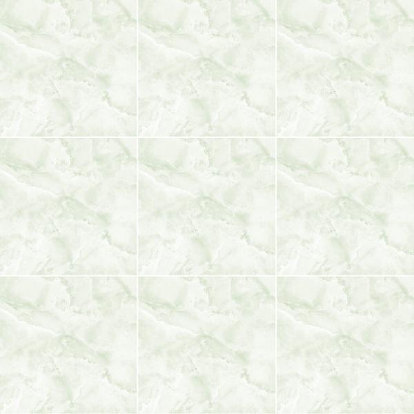 Map gạch màu xanh họa tiết vân đá marble