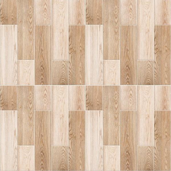 Map gạch giả gỗ phong cách cổ điển