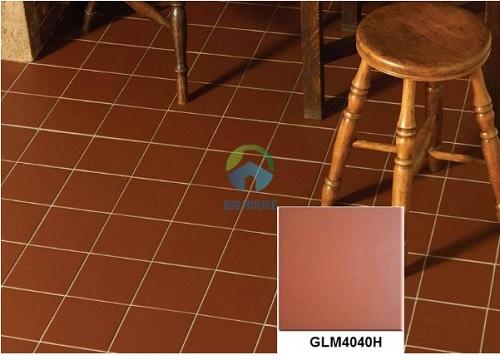 Gạch đỏ lát sân chống rêu Mikado GLM4040H