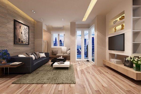 chọn gạch lát nền cho nhà có diện tích nhỏ