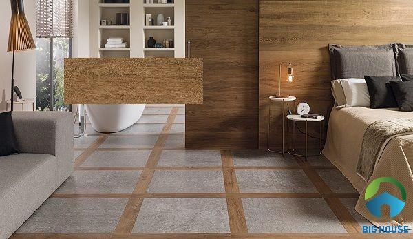 mẫu gạch ốp tường phòng ngủ Mỹ Đức MDK15902