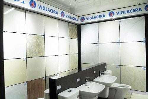showroom gạch Viglacera
