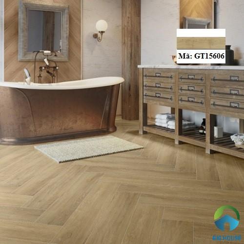 gạch giả gỗ 15x60 6