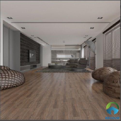 Gạch lát nền vân gỗ Tasa 15x60 1564