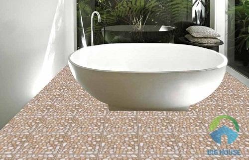 Các loại gạch lát nền chống trơn: Đánh giá ưu, nhược điểm từng loại