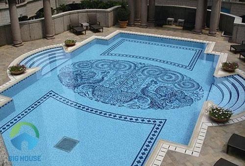 gạch bể bơi cao cấp