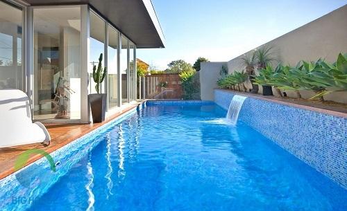gạch bể bơi