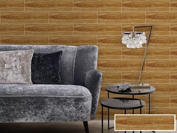 Gạch giả gỗ ốp tường Prime 09547 mang vẻ đẹp hài hòa, thanh lịch