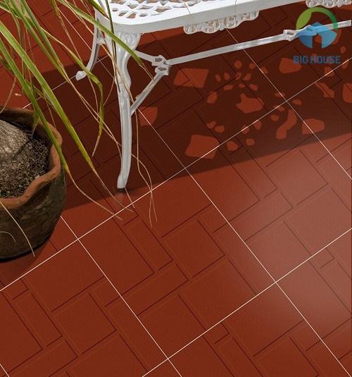 gạch lát sân chống rêu 1
