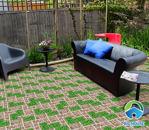 99+ Mẫu gạch lát sân vườn chống trơn – đẹp – giá tốt 2021