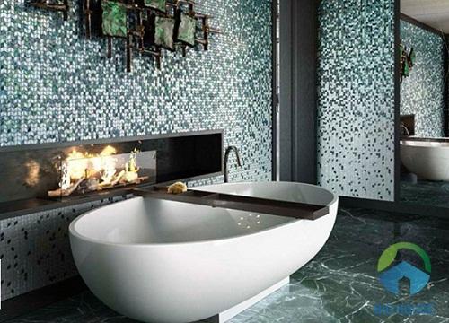 hình ảnh gạch mosaic