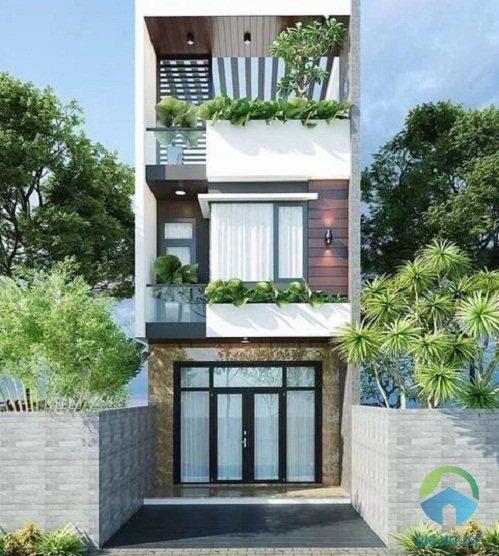 Top Mẫu gạch ốp mặt tiền nhà đẹp – giá rẻ xu hướng 2021