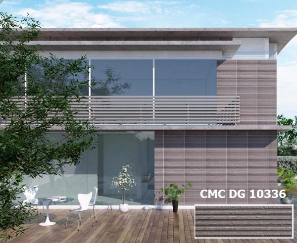 gạch ốp mặt tiền nhà ống CMC DG 10336