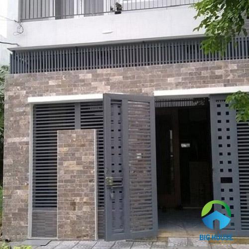 mẫu gạch ốp tường mặt tiền nhà đẹp 1