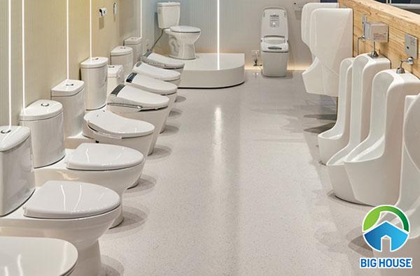 Đại lý thiết bị vệ sinh Viglacera tại Hà Nội Uy tín – Giá rẻ nhất