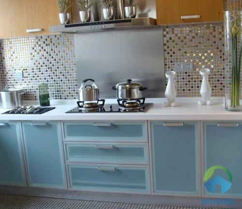 gạch mosaic ốp bếp 1