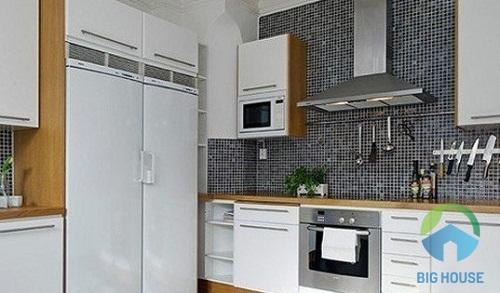 Chọn màu sắc gạch phù hợp với màu tường