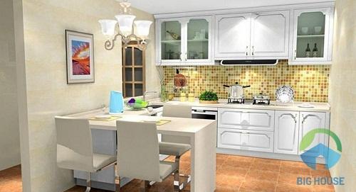 gạch mosaic ốp bếp 8