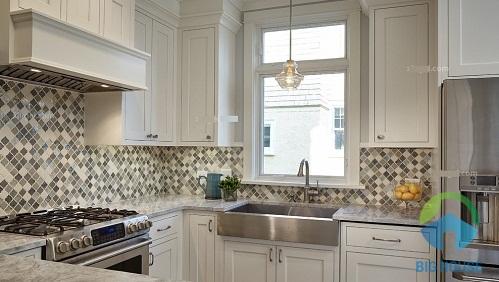 gạch mosaic ốp bếp 9