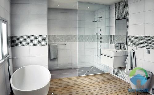 gạch mosaic ốp phòng tắm 3