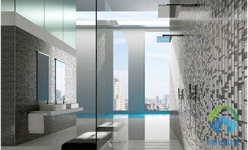gạch mosaic ốp phòng tắm 2