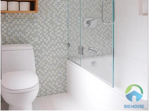 gạch mosaic ốp nhà tắm 2