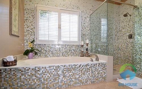 gạch mosaic phòng tắm 2