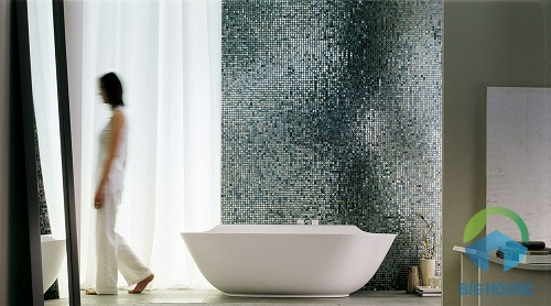gạch mosaic ốp phòng tắm 1
