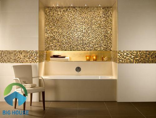gạch mosaic thủy tinh giá rẻ