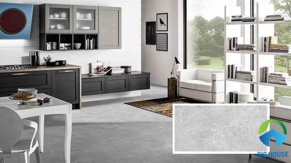 Gạch Eurotile 30x60 ANNG02 nằm trong bộ sưu tập An Niên sở hữu vẻ đẹp tối giản và sang trọng