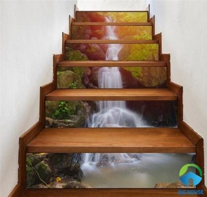 gạch 3d cầu thang 10