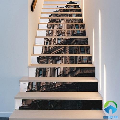 gạch 3d cầu thang 11