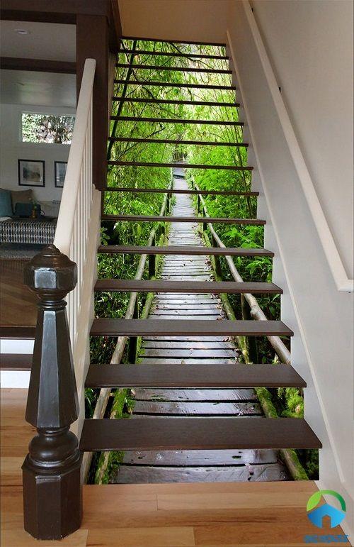gạch 3d cầu thang 4