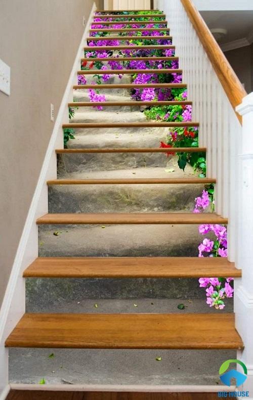 gạch 3d cầu thang 9