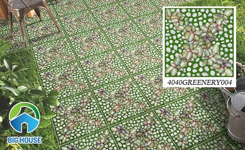 mẫu gạch cỏ Đồng Tâm 4040GREENERY004
