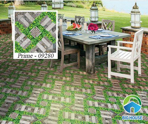 mẫu gạch lát sân ngoại thất prime 09280