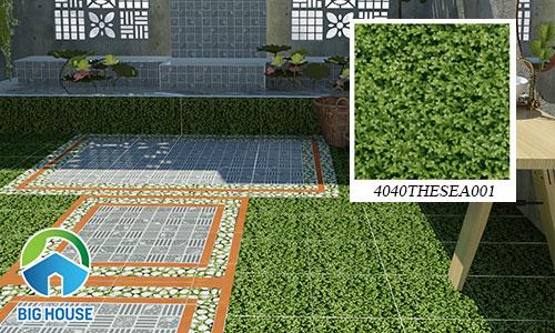 Gạch sân vườn Đồng Tâm 4040THESEA001