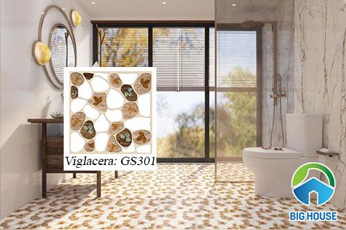 Gạch sỏi lát nhà tắm Viglacera GS301