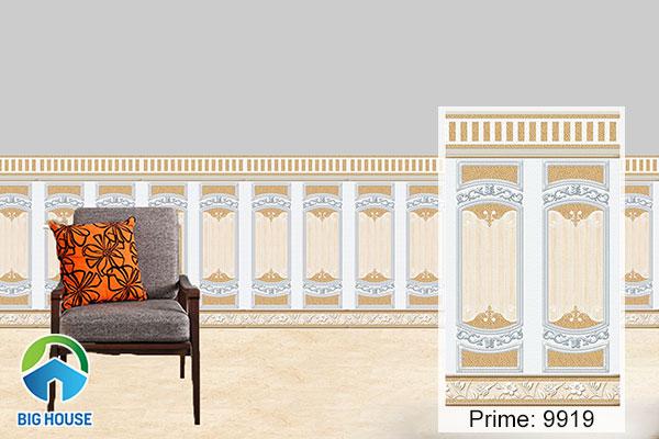 Mẫu gạch ốp chân tường phong cách tân cổ điển của Prime 9919
