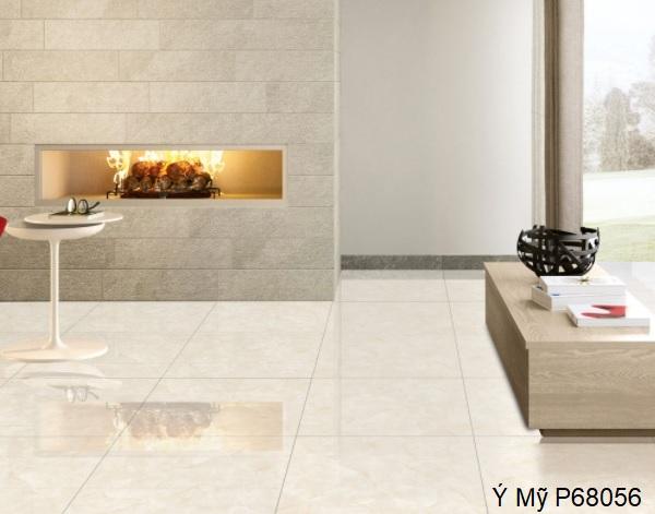 Mẫu gạch giá đá Ý Mỹ P68056 mang vẻ đẹp đơn giản, ấn tượng