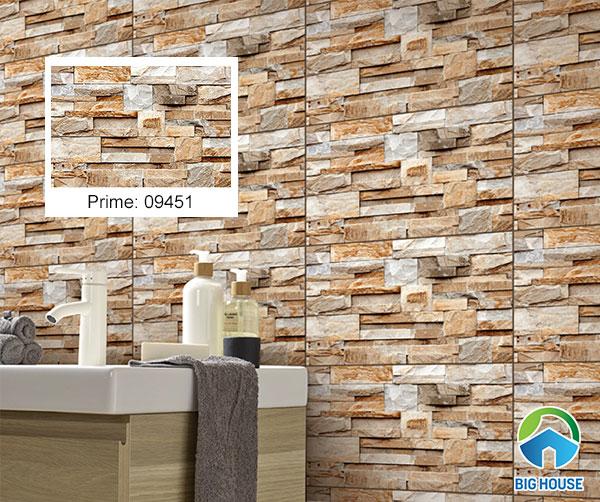gạch ốp tường giả đá cổ Prime 09451