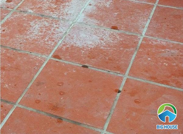 Cách làm sạch xi măng trên nền nhà chỉ trong 10 phút