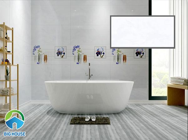 Gạch ốp tường nhà vệ sinh TTC mã CB48007